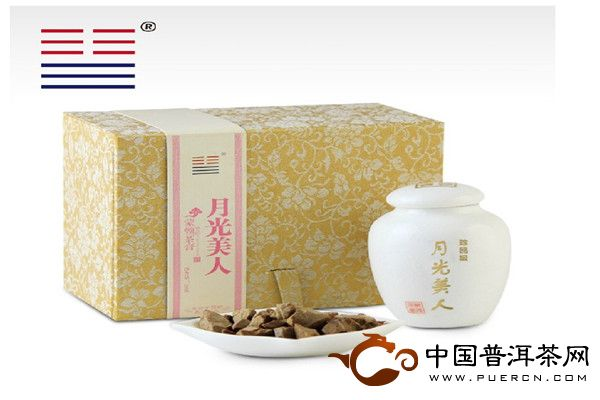 蒙顿茶制品蒙顿普洱茶:月光美人20g