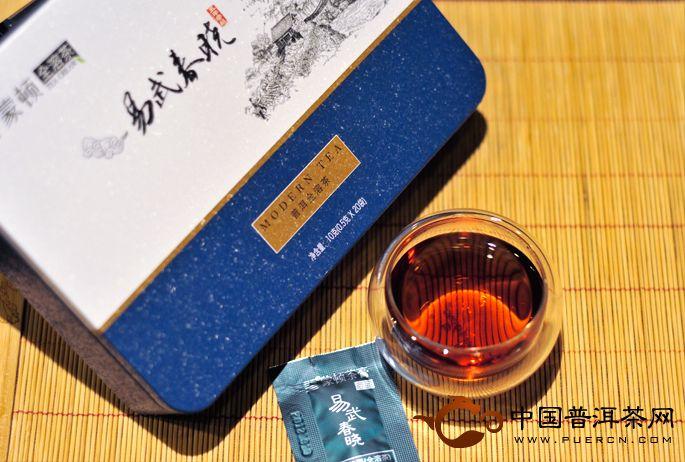 蒙顿易武春晓(五年窖藏) 普洱茶膏10克