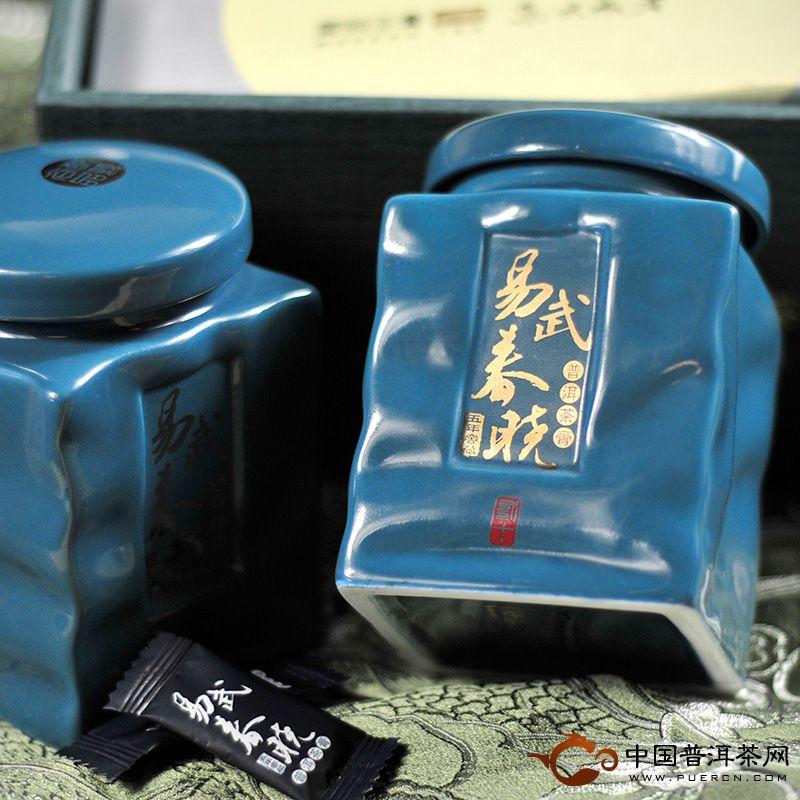 蒙顿易武春晓(五年窖藏)40克