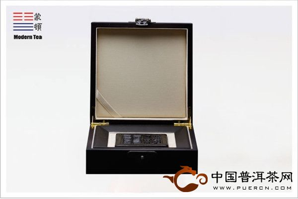 蒙顿茶制品蒙顿普洱茶膏皇印系列之表章经史之宝