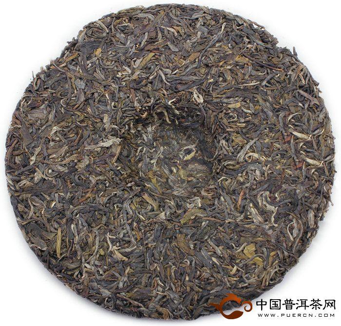2011年中茶牌特级圆茶(生茶) 357克