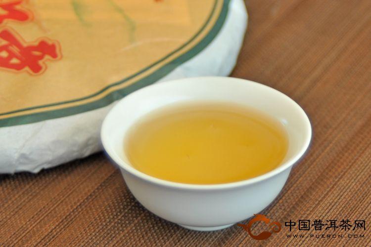 2013年大天弘百年老班章(生茶) 400克