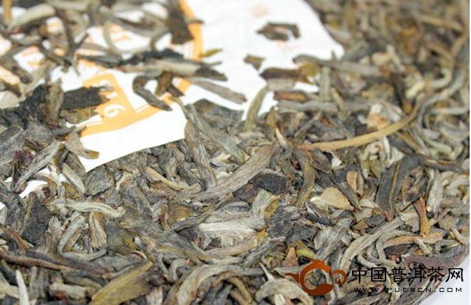 2013年老同志918青饼(生茶) 200克