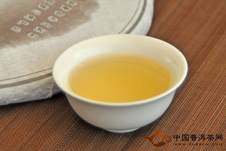2013年大天弘百年冰岛(生茶) 357克