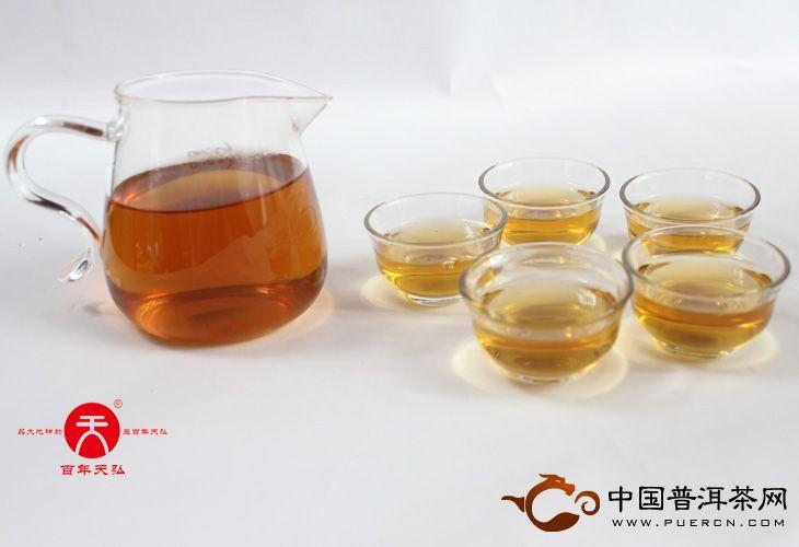 2007年弘普号天弘之旅(生茶) 400克