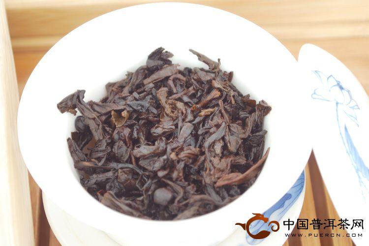 2012年天弘茶业高枕无忧(熟茶) 1000克
