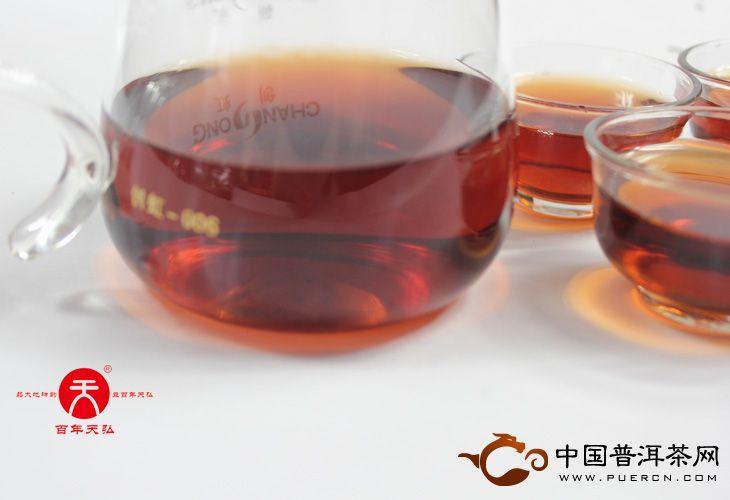 2007年天弘茶业勐海沱茶(熟茶) 200克