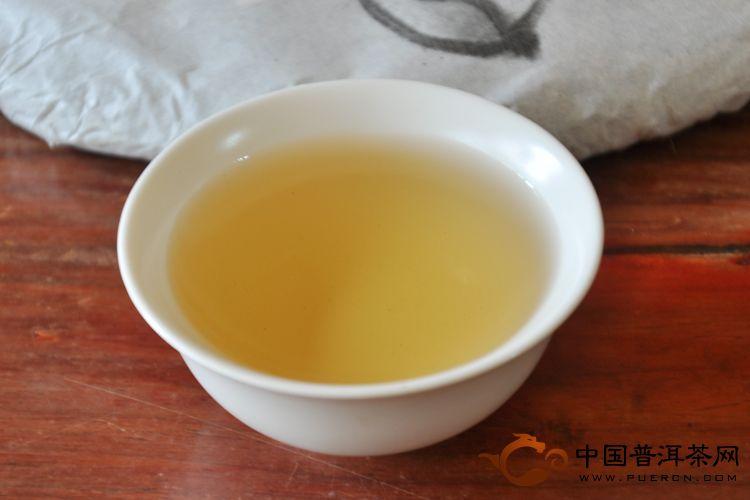 2013年天弘茶业兰香(生茶) 400克