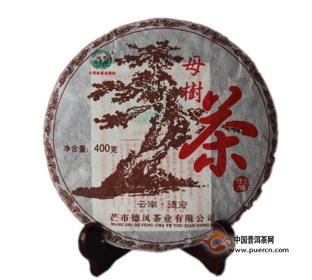 德凤茶业 2012年母树茶春茶