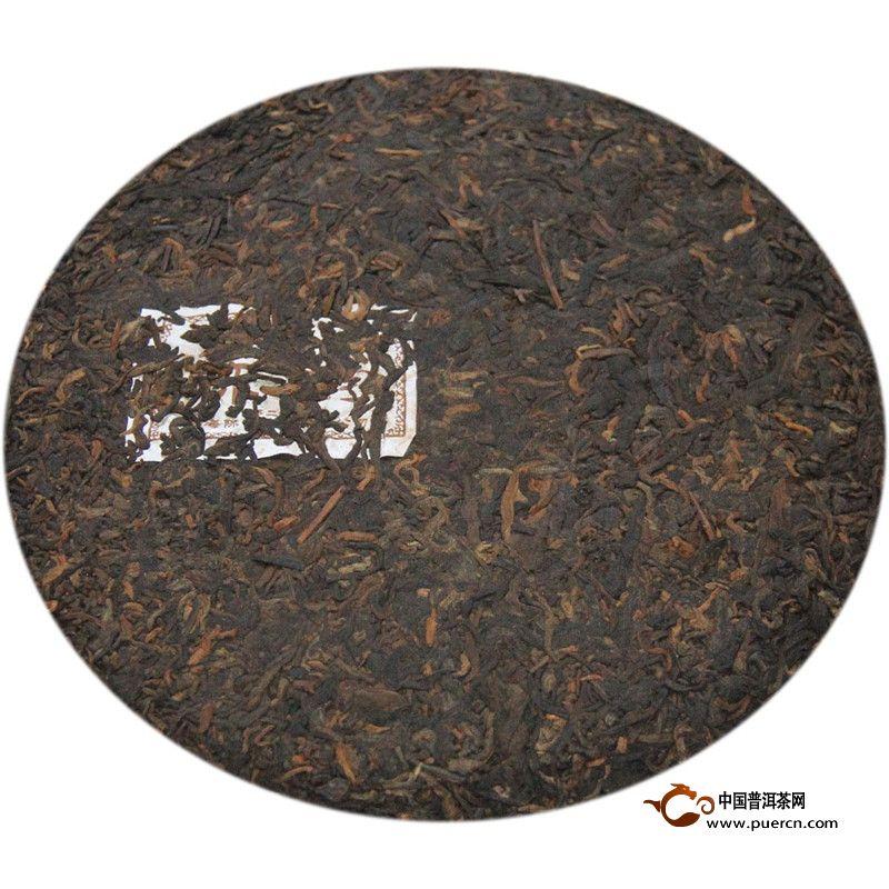 2013年陈升号陈韵(熟茶) 357克