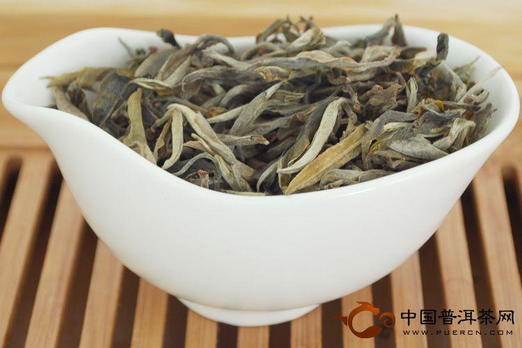 2012年天弘茶业布朗山纯古树单芽(生茶) 100克