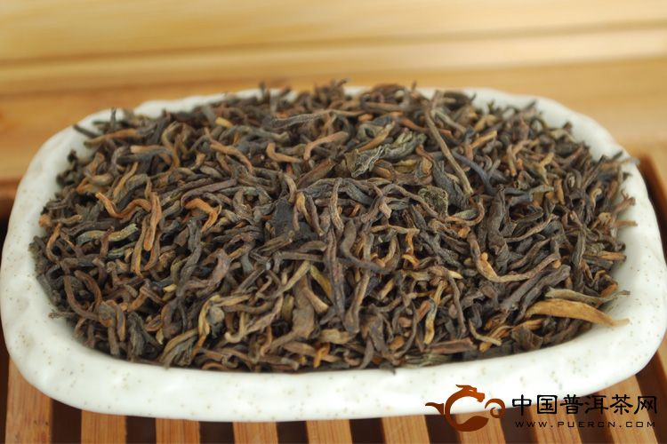 2011年天弘茶业宫廷樟香(熟茶) 100克