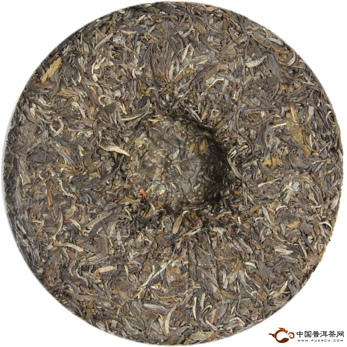 2012年陈升一号(生茶) 400克