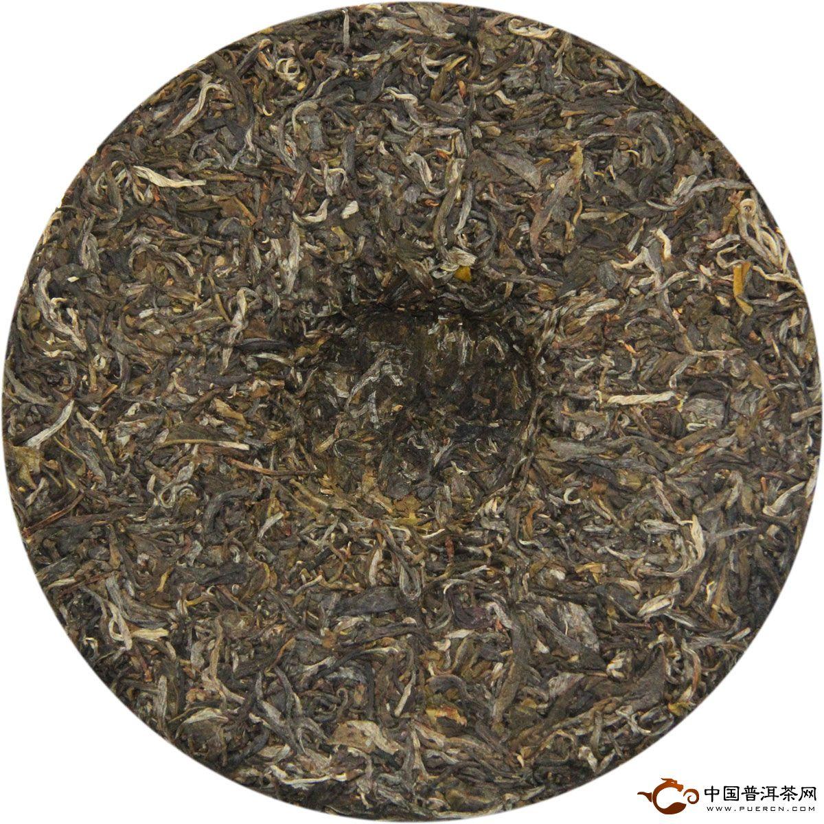 2012年陈升号国色天香(生茶) 400克