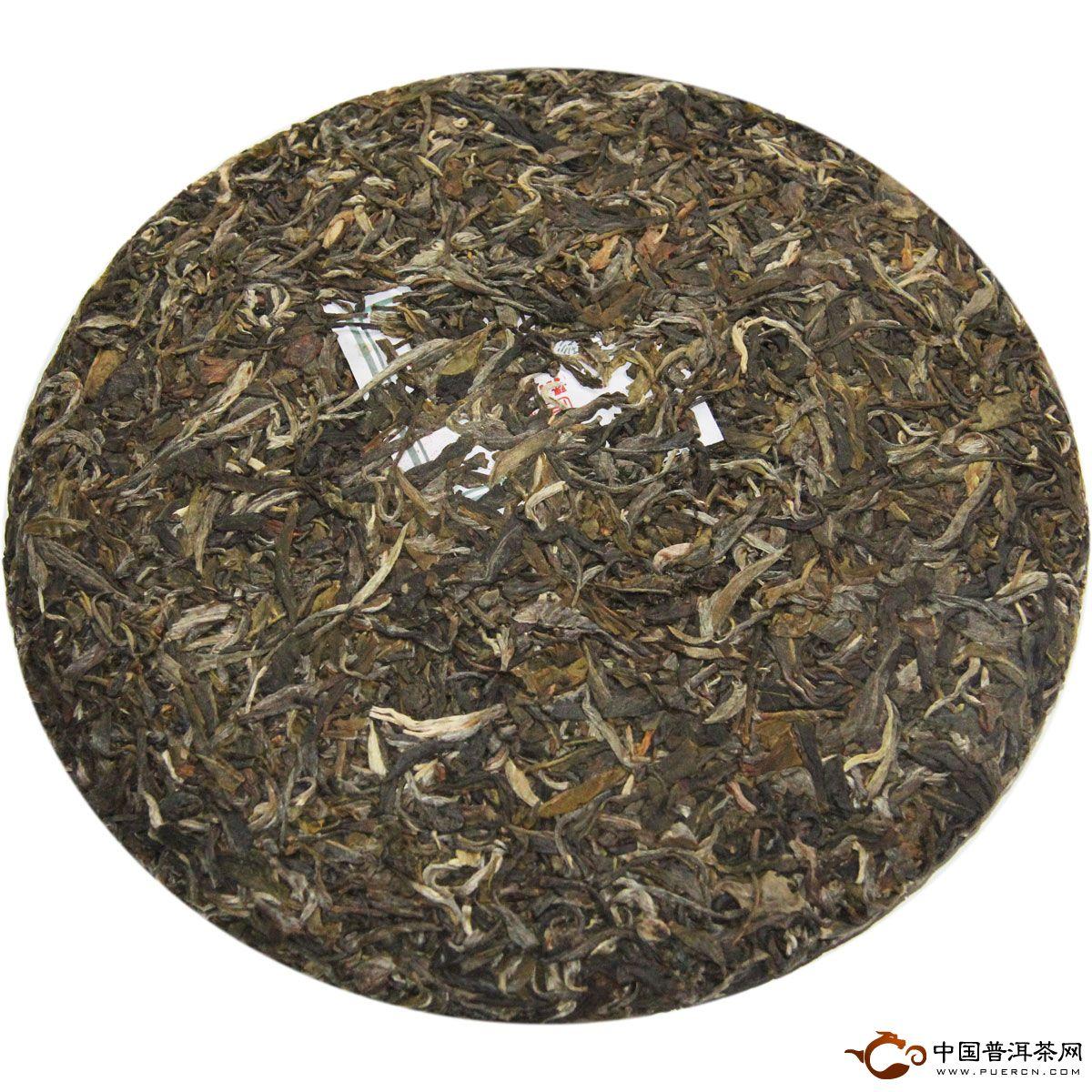 2012年陈升号龙年生肖纪念茶(生茶) 500克