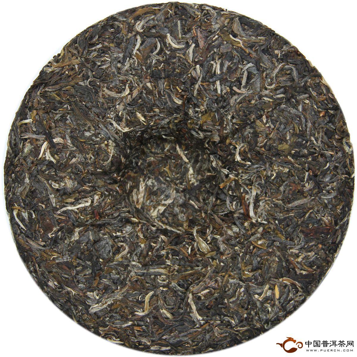 2012年陈升号金班章(生茶) 400克