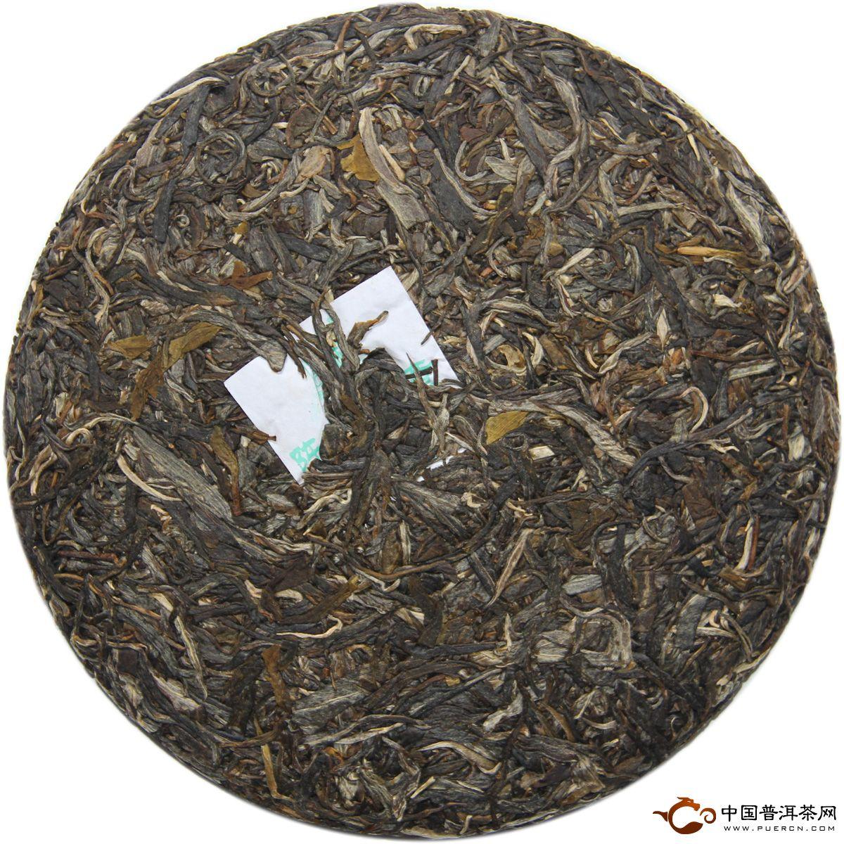 2012年陈升号老班章纯料(生茶) 500克