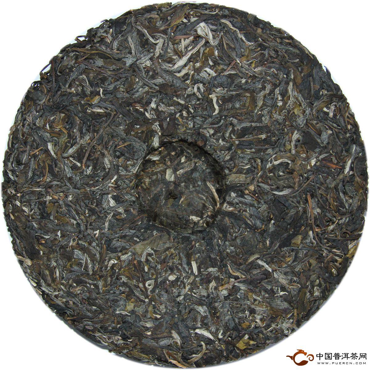 2012年陈升号普洱茶陈升易武(生茶) 357克