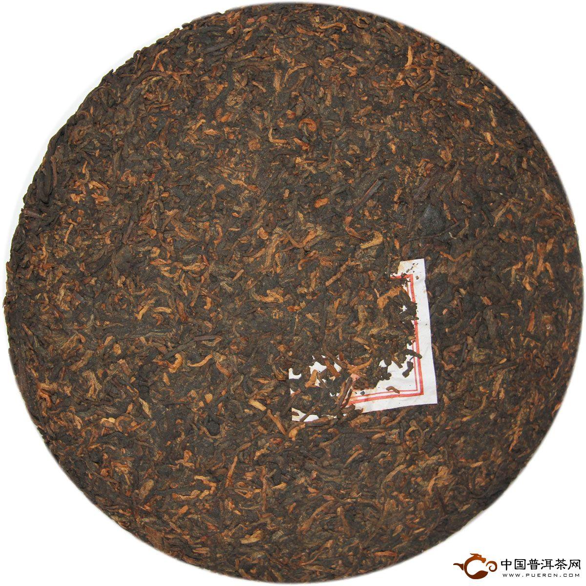 2013年陈升号蛇年生肖纪念饼(熟茶) 500克