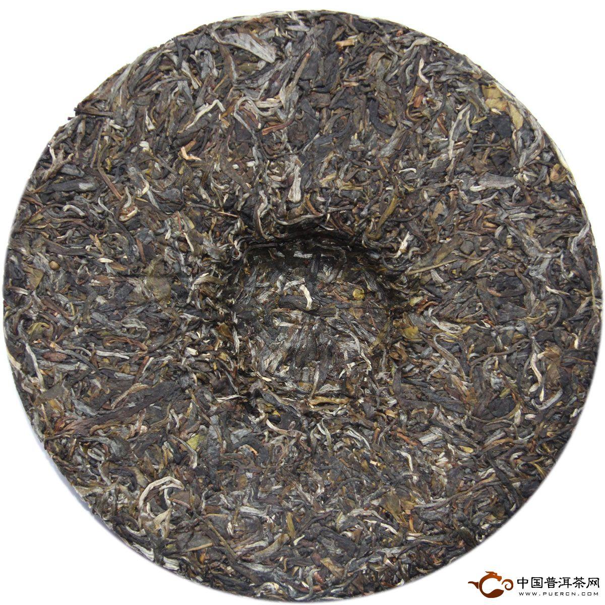 2013年陈升号蛇年生肖纪念饼(生茶) 500克