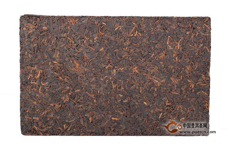 中茶精品7581熟茶 6