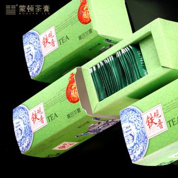 蒙顿茶膏·铁观音10克 正面图