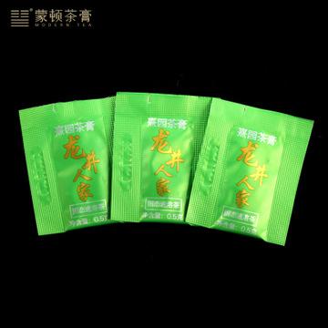 蒙顿茶膏·龙井人家10克 细节图
