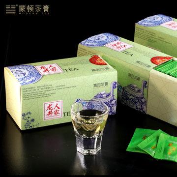 蒙顿茶膏·龙井人家10克(正面图)