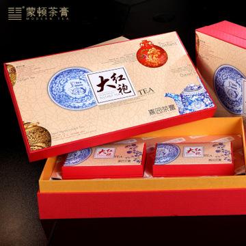 蒙顿茶膏·大红袍40克