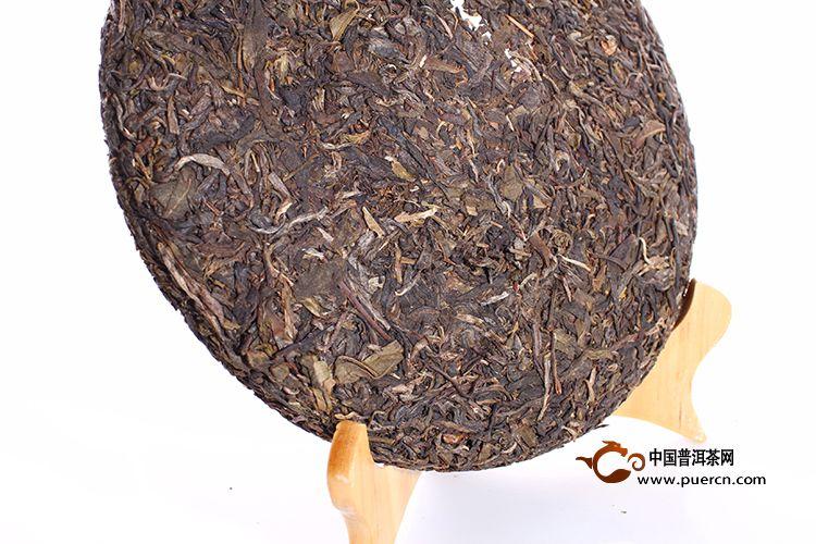 2010年海鑫堂海鑫春饼(生茶)400克