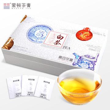 蒙顿茶膏 白茶40克