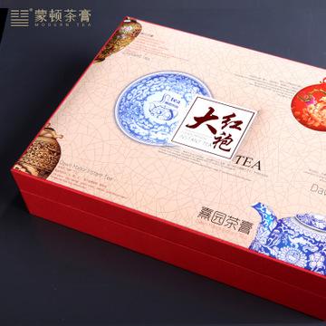 蒙顿茶膏 大红袍80克