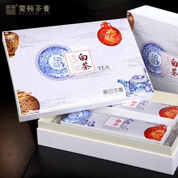 蒙顿茶膏 白茶80克 产品实拍