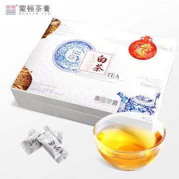 蒙顿茶膏 白茶80克 整体效果图