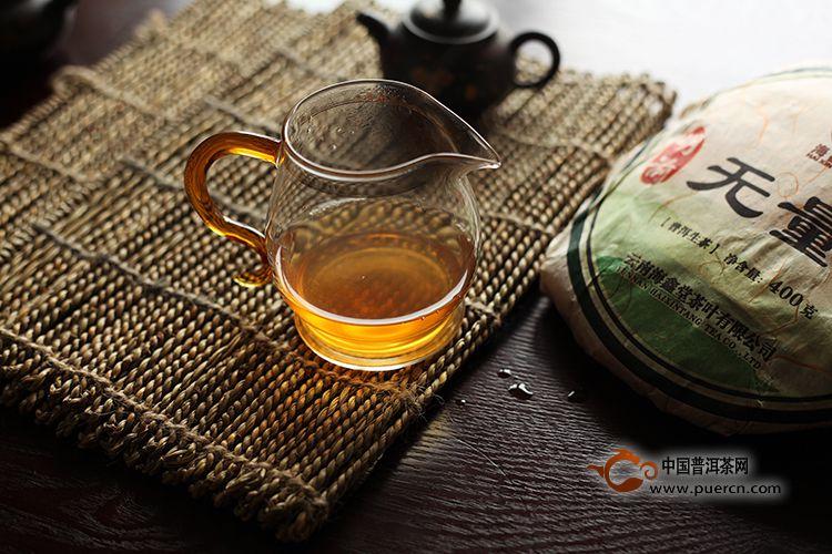 2011年海鑫堂明前无量山(生茶)