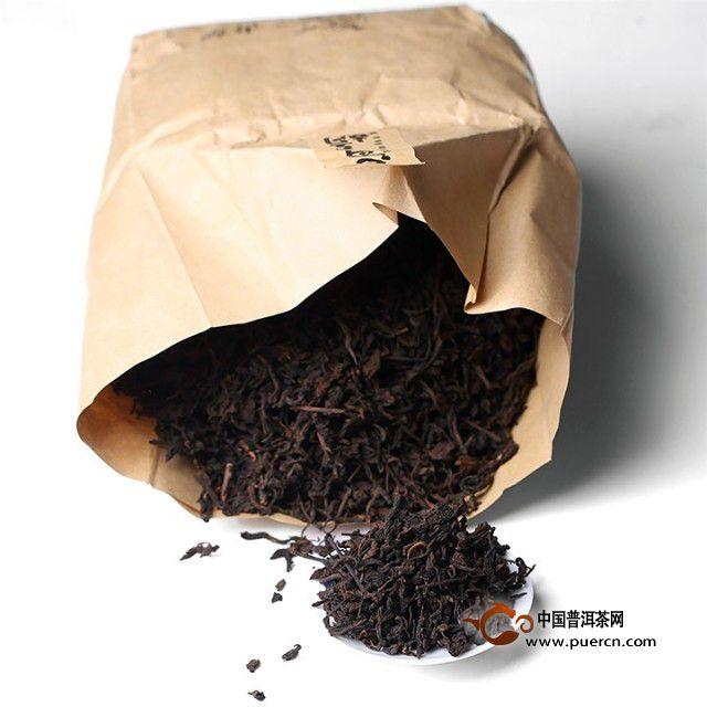 2013年书剑普洱古树熟茶(熟茶)900克