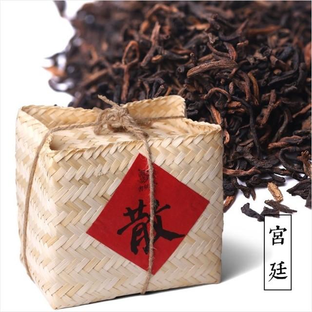 2013年书剑普洱宫廷散茶(熟茶)1250克