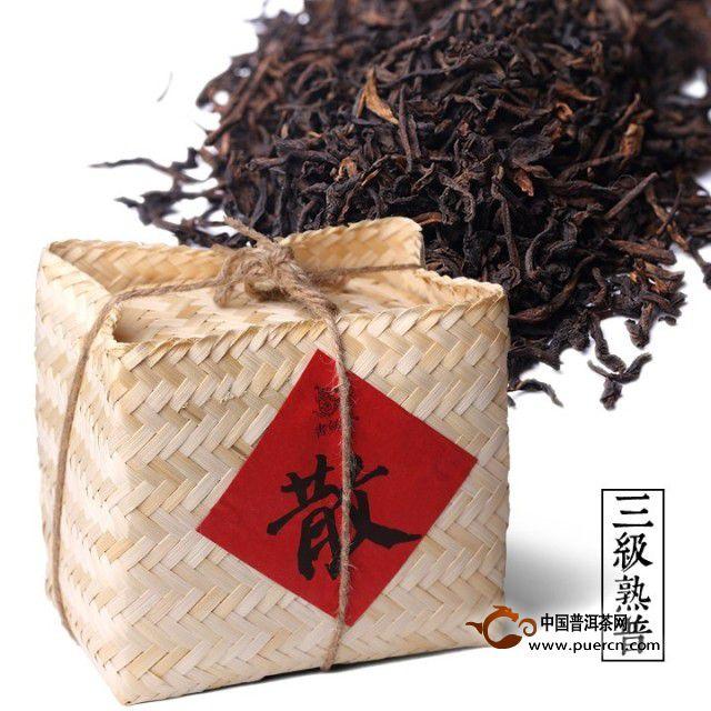 2013年书剑普洱三级普洱(熟茶)900克
