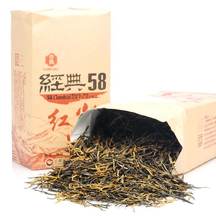 凤牌经典58红茶380克1