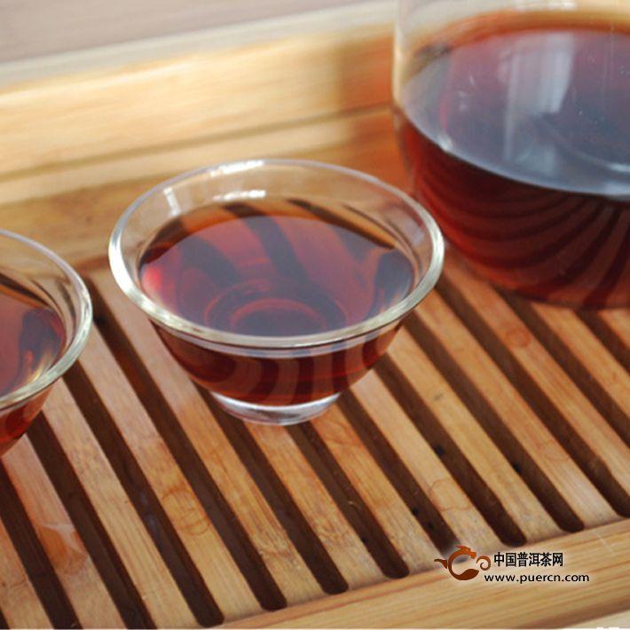 2011年天弘论道(熟茶)500克