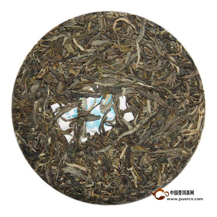 2013年陈升号天茶(生茶)300克