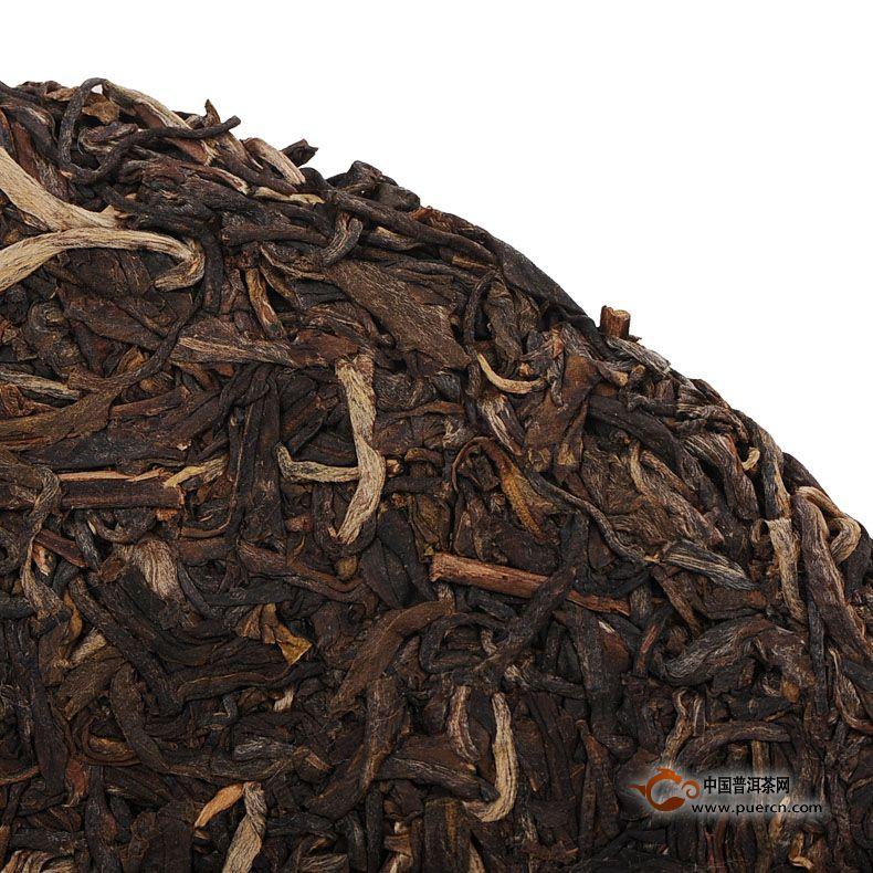 2011年大益醇(生茶)357克 5