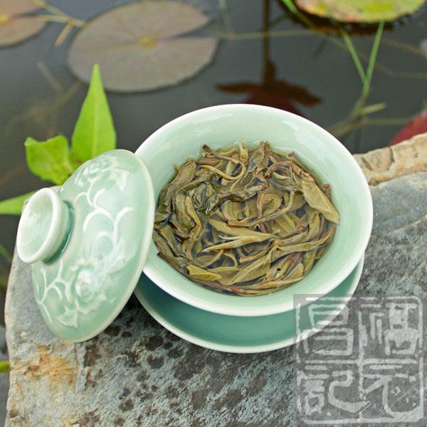 2012年福元昌巴达古树茶(生茶)357克