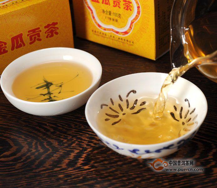 2013年ft金瓜贡茶 8