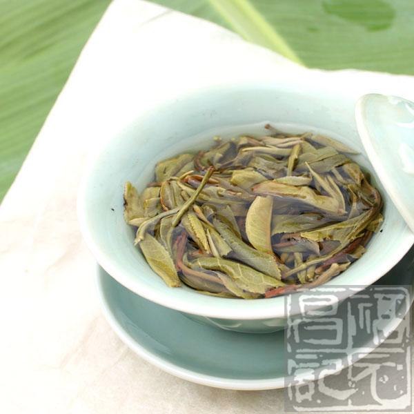2012年福元昌帕沙古树(生茶)357克