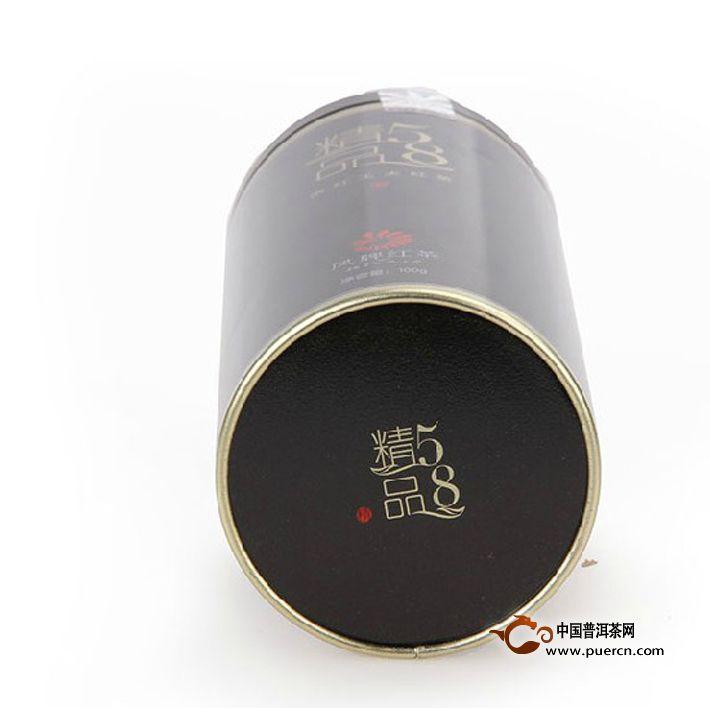 2013年凤牌滇红精品58 100克