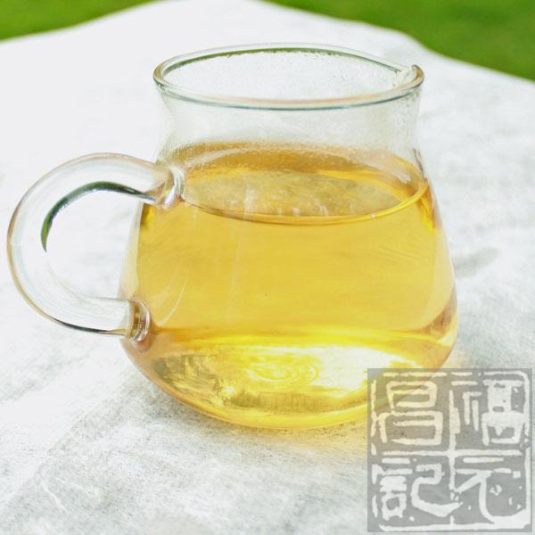 2012年福元昌丁家寨古树茶(生茶)357克