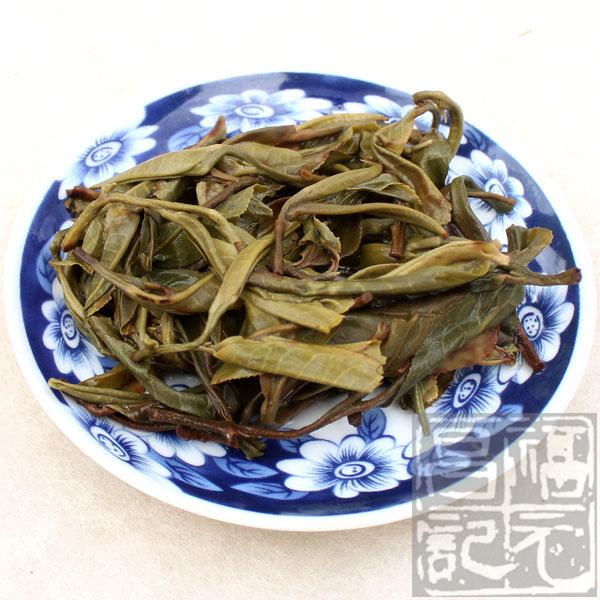 2012年福元昌倚邦古树(生茶)357克