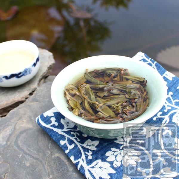2012年福元昌弯弓古树(生茶)357克