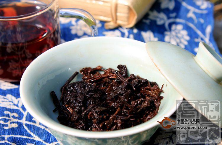 2013年福元昌易武熟茶砖(熟茶)250克